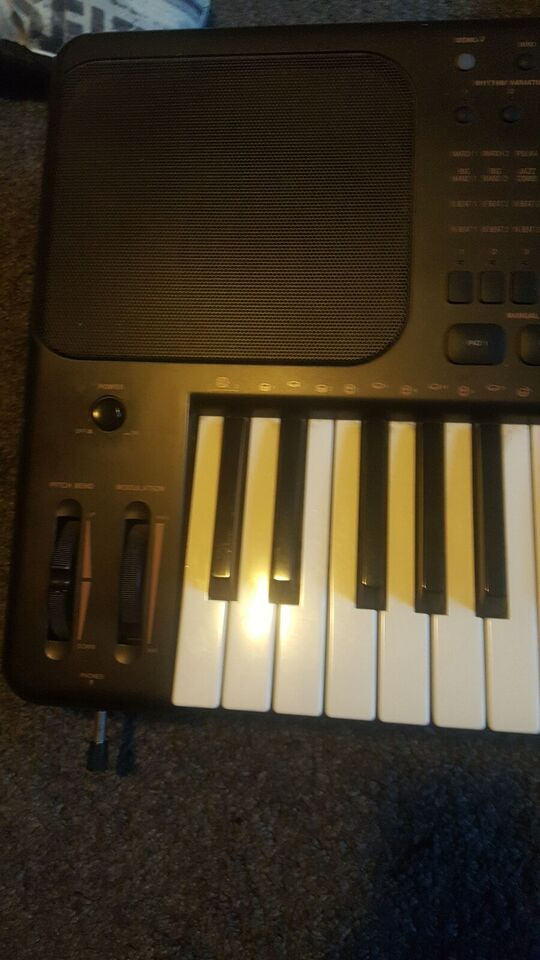 Keyboard, Technics Kn1000