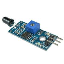 2pcs Ir Flame Detector 760 1100nm Light Infrared Sensor Lm393 Comparator Module