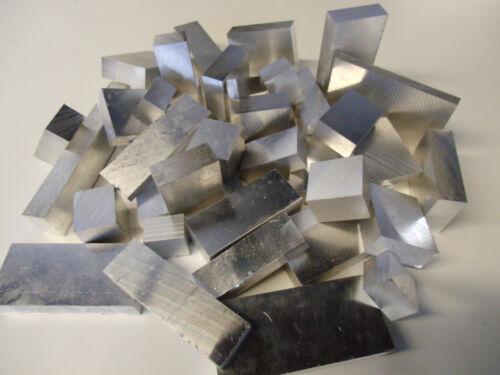 5 kg aluklötze alublöcke grattons Fraise tour reste fourberie aluminium alu massif