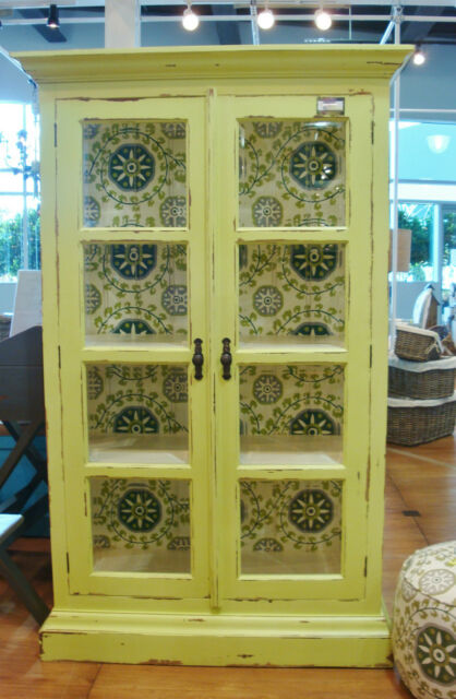 hand painted bookcase ideas 3