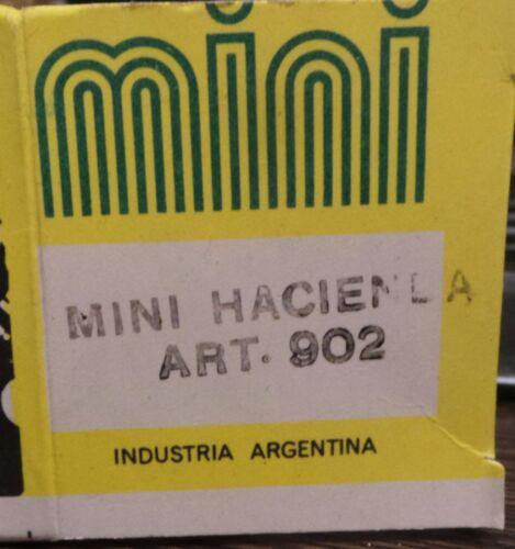 Autos & Lkw Lot 5 Vintage Lkws San Mauricio Hergestellt in Argentinien