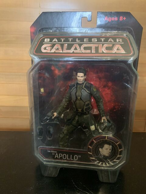 Battlestar Galactica Lee Adama Action Figure Apollo
