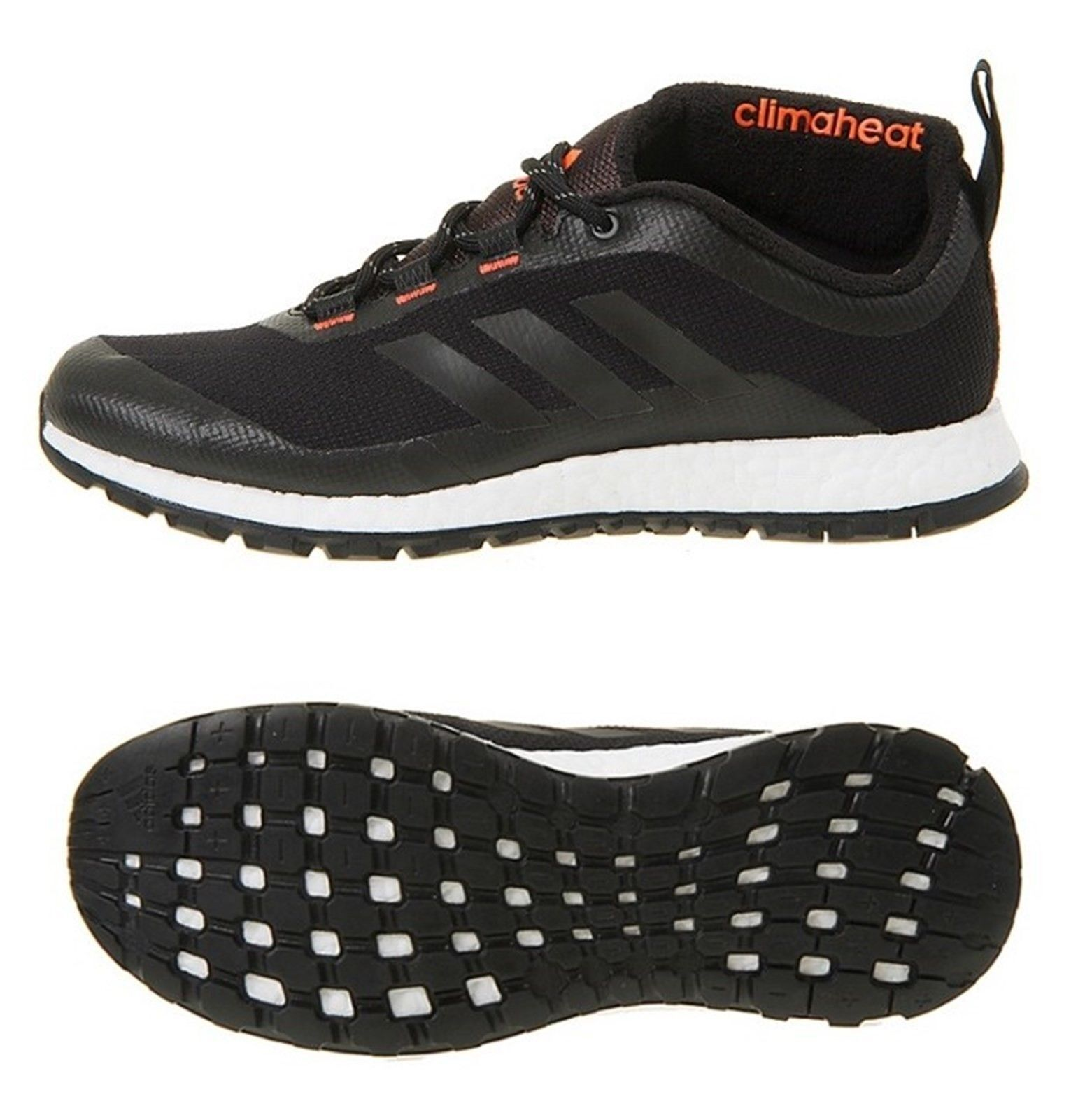 Adidas Men Shoes Shoe Climaheat Rocket Running Sneakers Fitness Black Shoe Shoes GYM AQ6030 2c7395