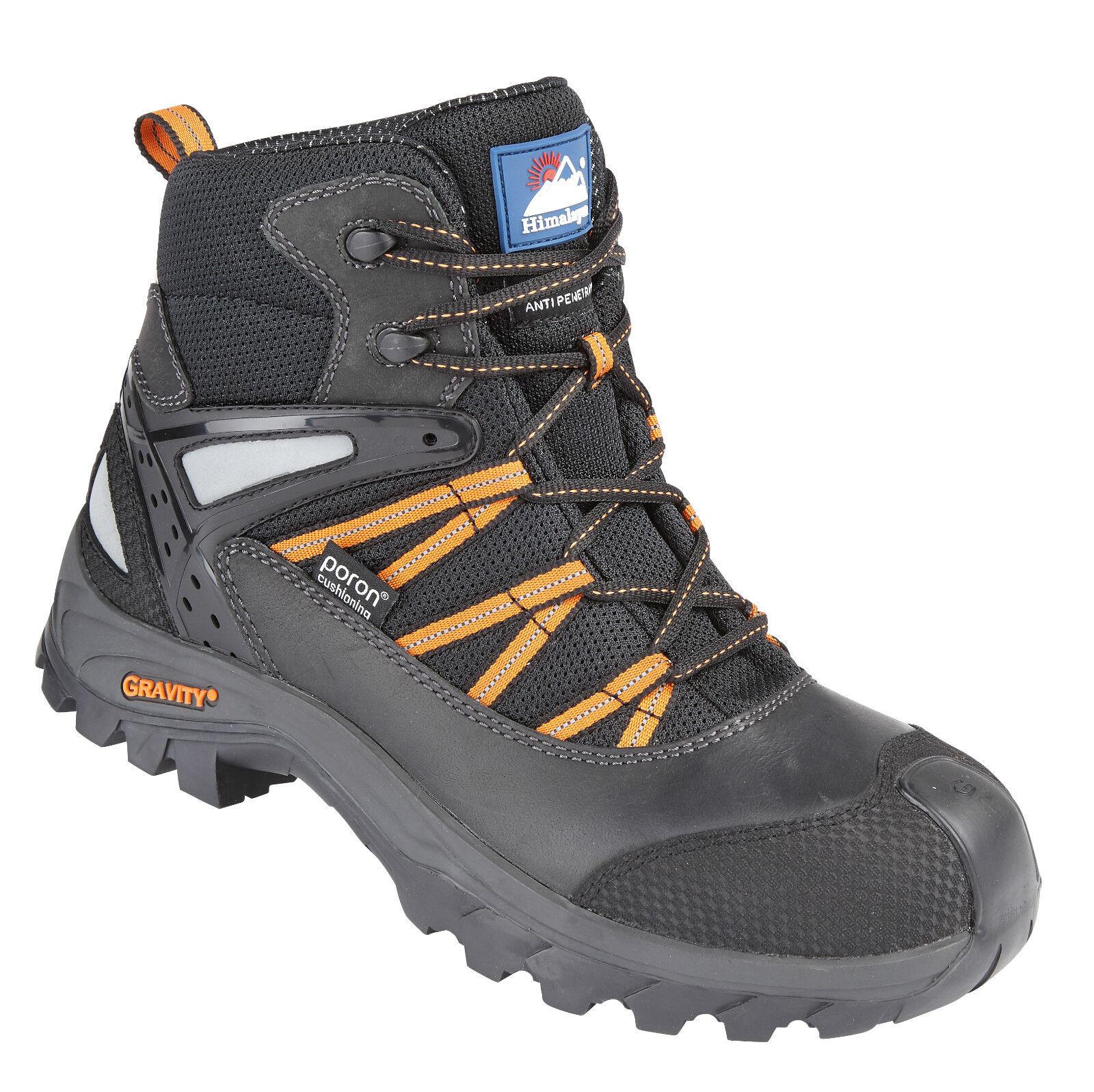 Himalayan Libero 4122 gravità s3 SRC COMPOSITO Punta in Metallo Libero Himalayan Impermeabile Stivali di sicurezza 9c745e