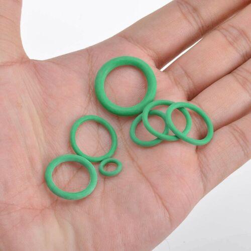 270 Pcs Joints Toriques en Caoutchouc O Ring Vert 18 Dimension pour voiture Neuf