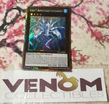 Hope Woven Dragon Spider Shark Number 37 Gold Secret NM PGL3-EN007