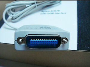 NEW HP Agilent 82357B USB-GPIB Interface High-Speed USB 2.0 NICE CONDITION