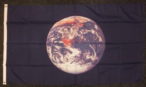 EARTH Flag Shop Retail Environmental Green World Global Planet  Geography bnip
