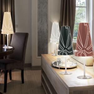 Luxury-Table-Lights-Dinner-Room-Stand-Reading-Spotlight-Chrome-Pattern-Side
