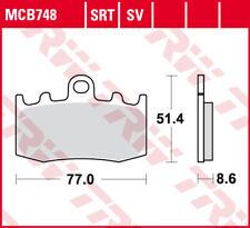 TRW Lucas Bremsbeläge MCB519 Aeon Crossland 600 i