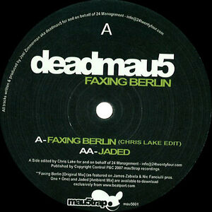 DEADMAU5-FAXING-BERLIN-MAU5001-Clubhit-Vinyl