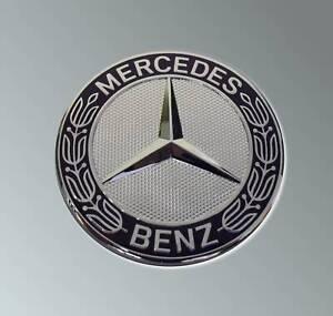 original mercedes benz emblem stern ersatz abdeckung kappe. Black Bedroom Furniture Sets. Home Design Ideas