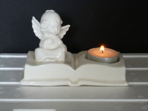 Grabschmuck #814476 Engel für Teelicht