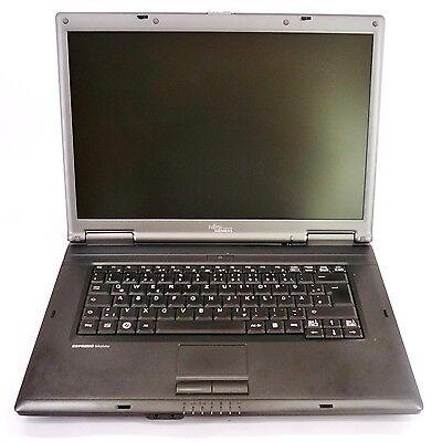 fujitsu siemens esprimo v5535 notebook 15 laptop f bastler. Black Bedroom Furniture Sets. Home Design Ideas