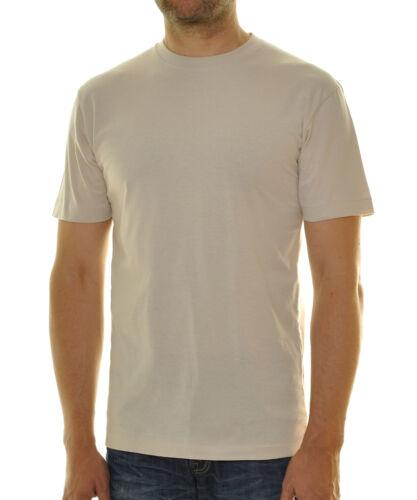 RAGMAN T-Shirt Hommes Singlepack NEUF