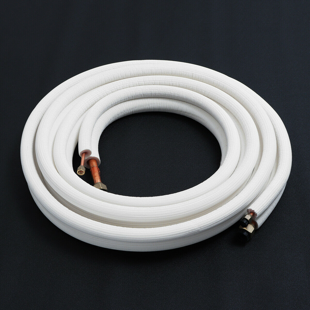 1 2 3 4   7m Insulated Copper Rohr 1 4'' 5 8'' Air Conditioner Pipes