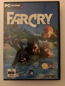 Far Cry 1 Pc Cd Rom Farcry Classic Arcade Game 3307210163738 Ebay