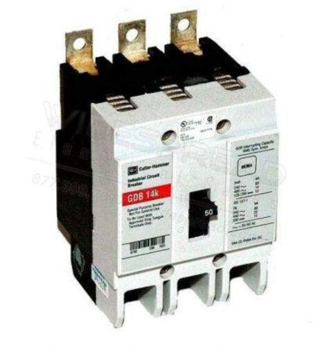 Westinghouse Circuit Breaker 14kA@480V New in Box GDB3020D Cutler Hammer Eaton