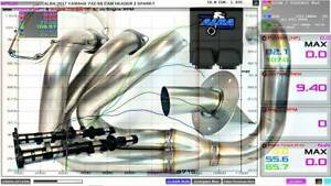 Details about YXZ 1000 Exhaust Kit Silent but Deadly 25 H P  Gain Alba  Racing