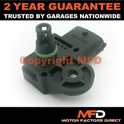 11-15 6.7L Ford Powerstroke Manifold Absolute Pressure MAP Sensor 3411
