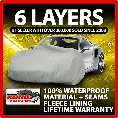 Chevrolet Chevy Ii 6 Layer Car Cover 1962 1963 1964 1965 1966 1967 1968