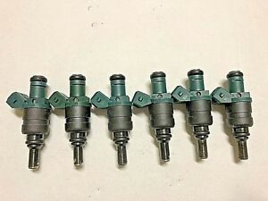 380cc Siemens Fuel injectors Turbo BMW E46 E39 Z3 Z4 M54 3 /& 5 Series set of 6