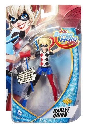 6 inch Toy Harley Quinn Action Figure Mattel DMM36 DC Super Hero