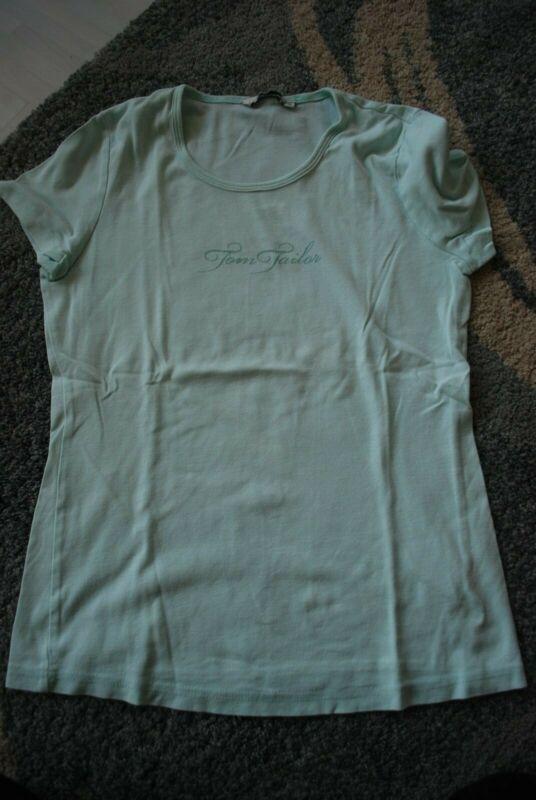 (4) Tom Tailor Oberteil Damen Shirt Gr. M T-shirt Top 38 40 36 S RegelmäßIges TeegeträNk Verbessert Ihre Gesundheit