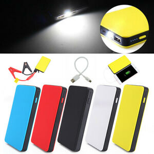 20000mAh 12V Car Jump Starter Portable Battery Charger Booster LED Power Bank #1