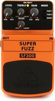 Behringer Sf300 Super Fuzz Pedal on sale