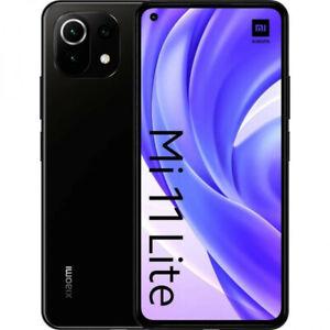 Smartphone Xiaomi Mi 11 Lite 6/128GB Negro