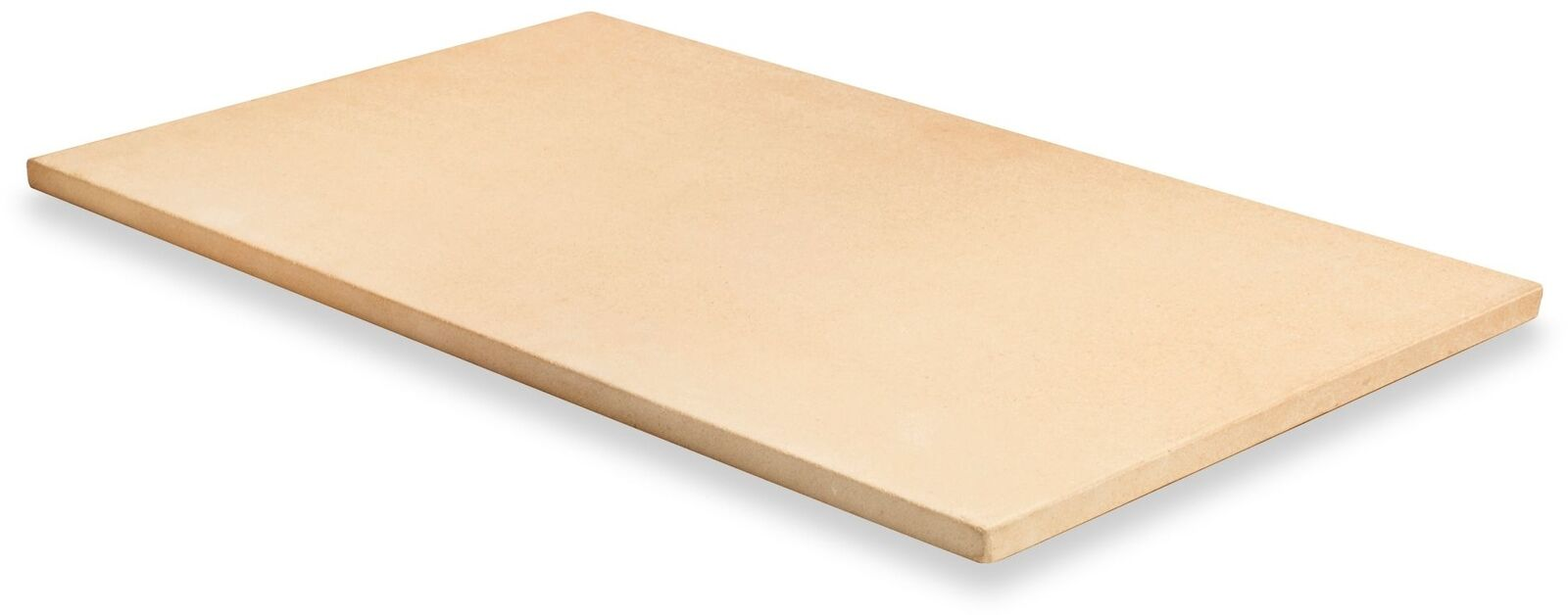 Home Baking Chef Pamperot Oven Large Pizza Cordierite Baking Stone Pan Natural