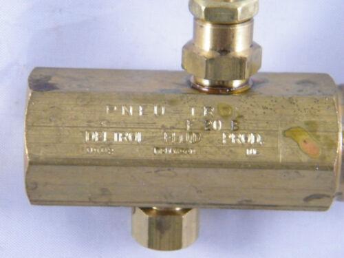 f20b Unidos Transportador ~ Deltrol fluido ~ válvula de control ~ parte 19826-2