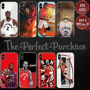 Details About Nba Basketball Kawhi Leonard Case For Iphone 5 5s Se 6 6s 7 8 Plus X Xr Xs Max