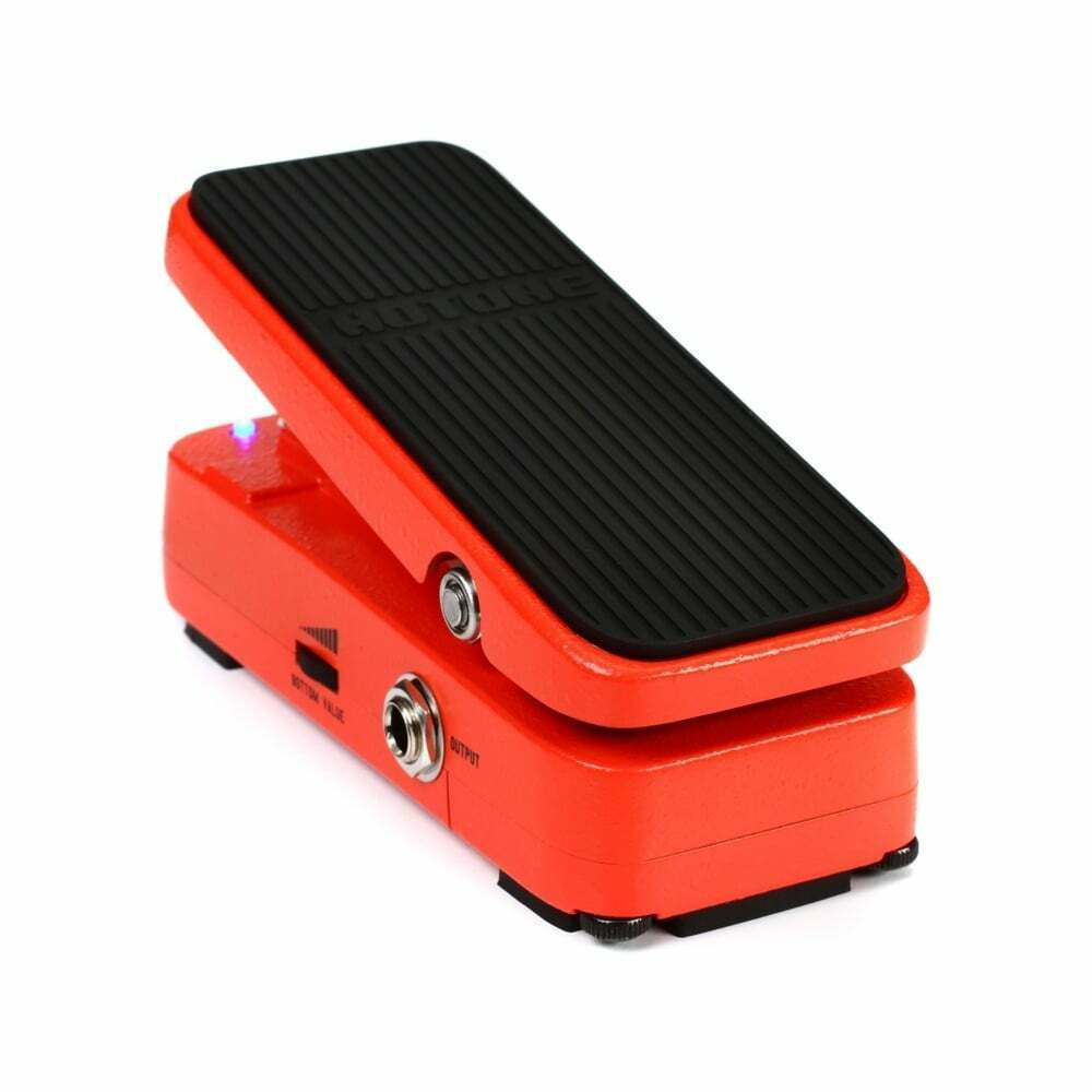 Hotone Soul Press Volume/Expression/Wah-Wah Guitar Effect Pedal - New !