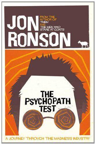 1 of 1 - The Psychopath Test,Jon Ronson- 9780330492270
