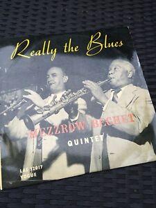 Mezzrow Bechet Quintet Really The Blue Vogue Lae 12017