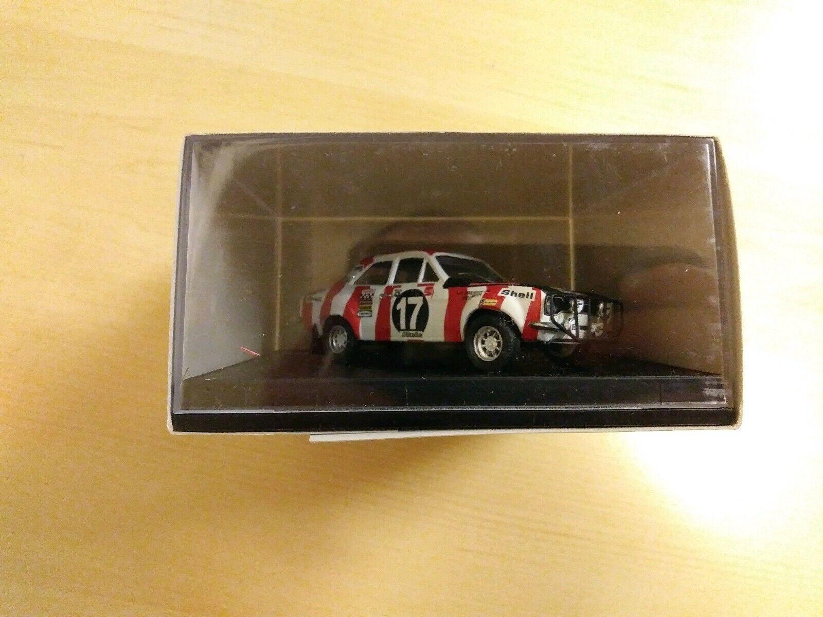 Trofeu Ford Escort 1600 TC Vic Preston - SAFARI 71 - ref 521