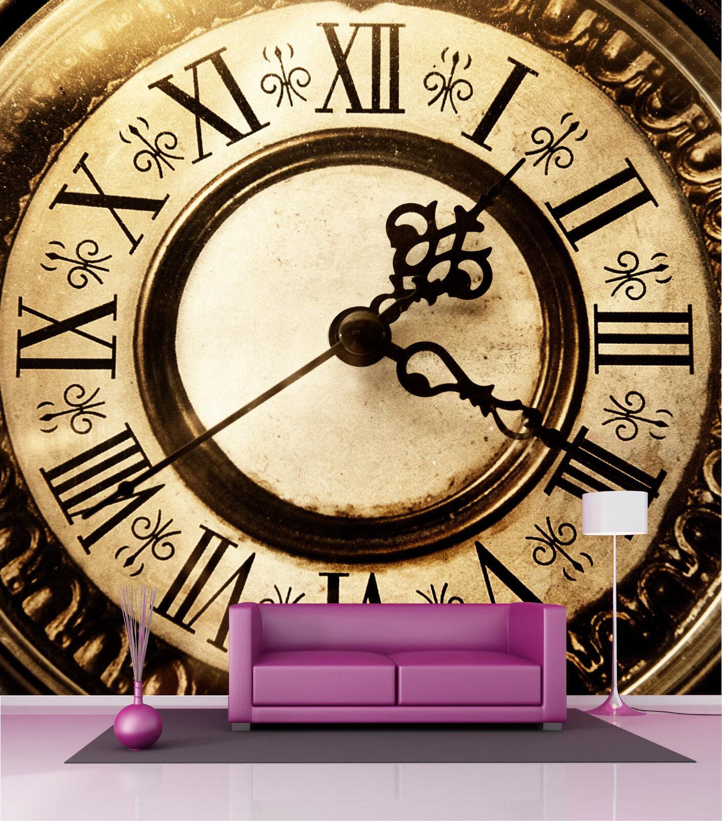 Adhesivo de Pared Gigante Reloj 260x270cm P142
