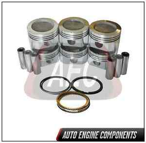 Piston Ring 2.9 L for Ford Ranger Bronco Explorer Pick-SIZE 040