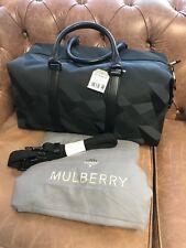 9a055f179e8d ... shop item 3 mulberry blue camo dazzle clipper holdall bag new mulberry  blue camo dazzle clipper