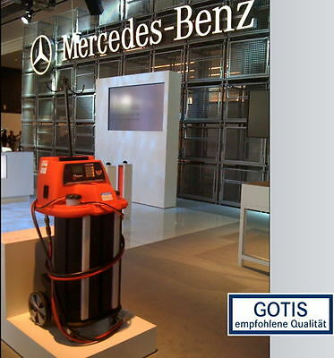 Mercedes-Benz 7G Tronic Automatikgetriebe Spülung MB Getriebeölwechsel