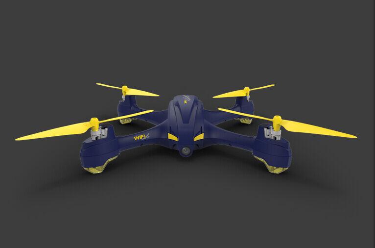 Original Hubsan H507A X4 Star Pro 720P Cámara Wifi FPV RC Quadcopter selfiedrone