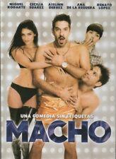 MACHO(2016) Comedia,Romance[Miguel Rodarte & Aislinn Derbez]DVD