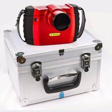 Dental Digital X Ray Machine Wireless X Ray Image System Red With Metal Box