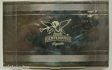 Gran Centenario Tequila Promo - Vintage Business Card / Toothpick Holder - KQ731