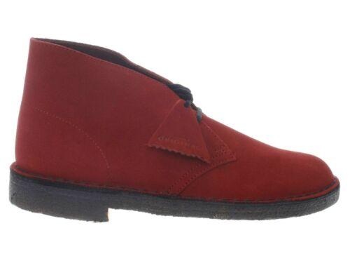 Details about  /Clarks Originals Man Polish 147081 Red Autumn//Winter 2019