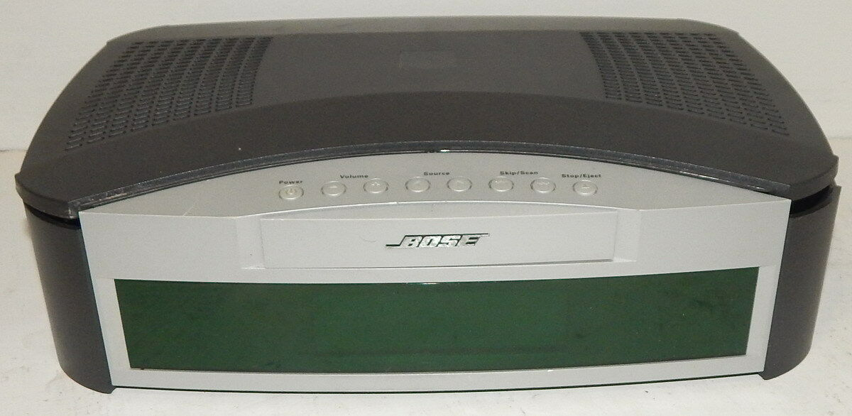 Bose  AV3-2-1 head unit only, tested, kinda working, loose top