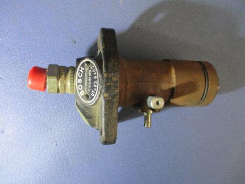 POMPA di iniezione einzylinder PFR 1 K 65 a 177//11 SLANZI BOSCH 0 414 161 970