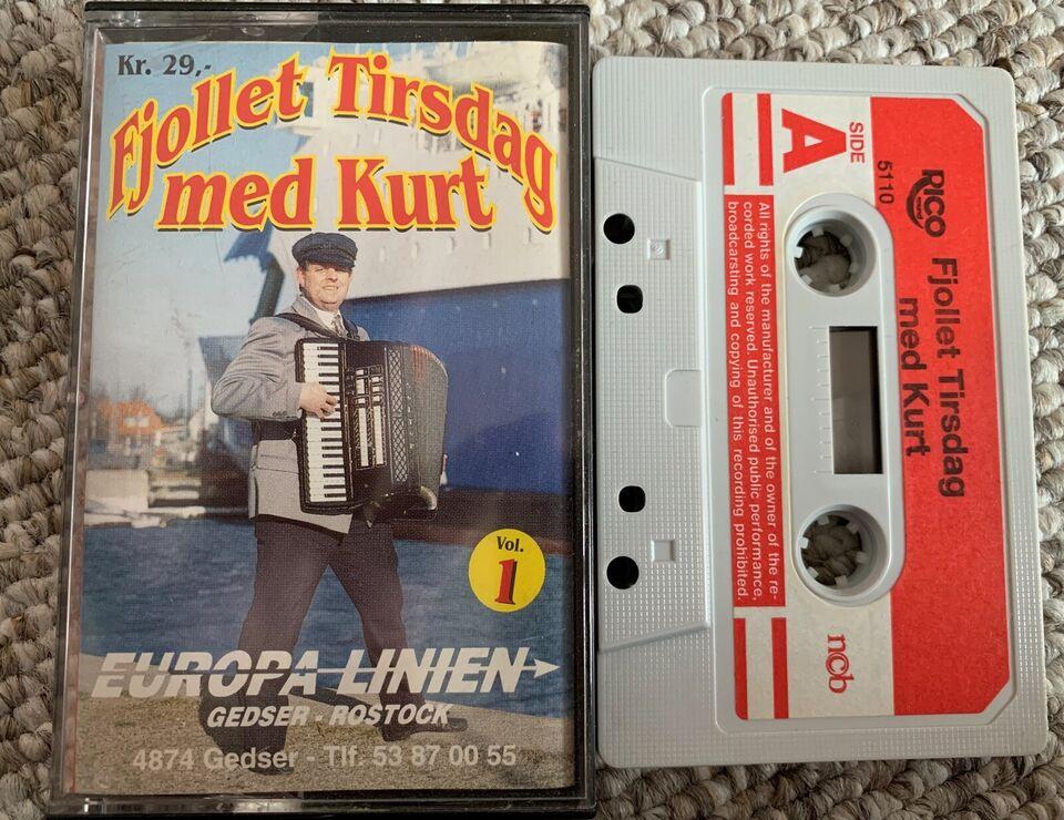 Kurt: Fjollet Tirsdag, pop